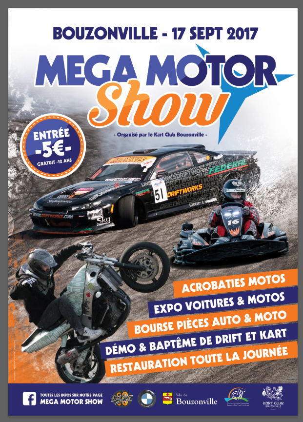 Mega motor show 1